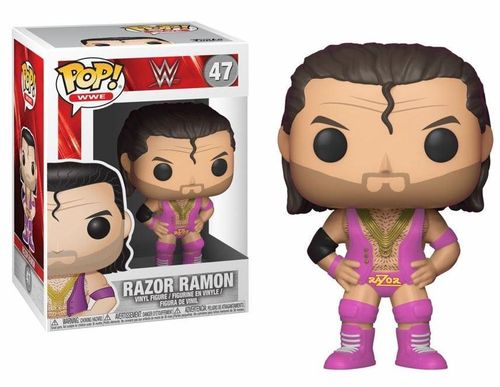 WWE Wrestling POP! WWE Vinyl Figuren Razor Ramon