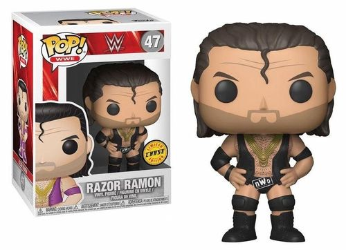 WWE Wrestling POP! WWE Vinyl Figuren Razor Ramon (Scott Hall)