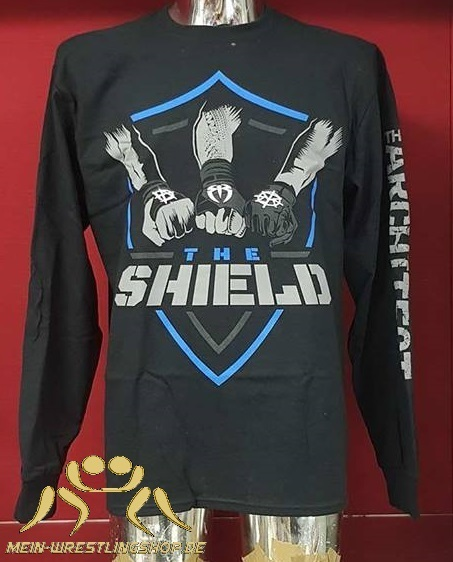 "The Shield ""Shield United"" Long Sleeve T-Shirt"