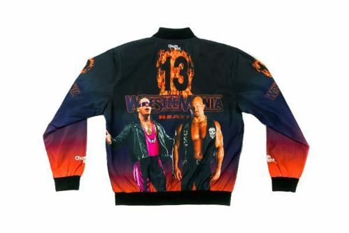 WWE WRESTLEMANIA 13 FANIMATION JACKET