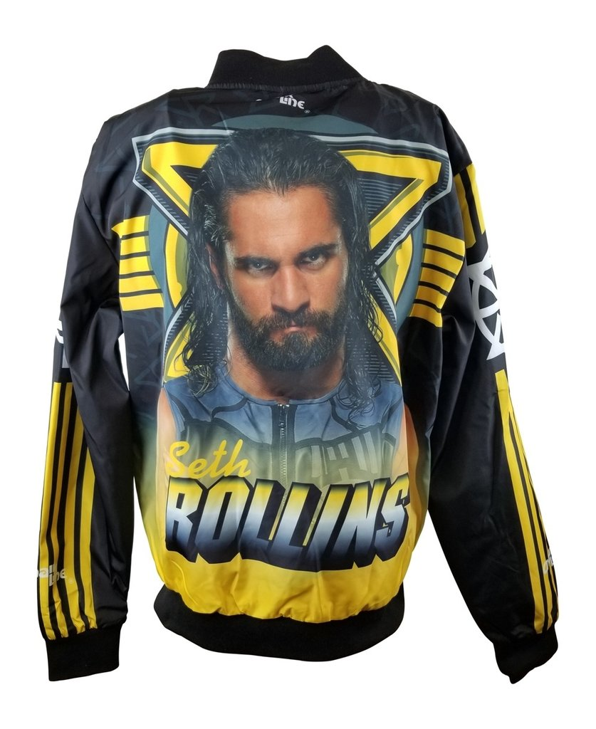 SETH ROLLINS WWE FANIMATION JACKET