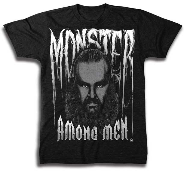WWE Braun Strowman Monster Among Men