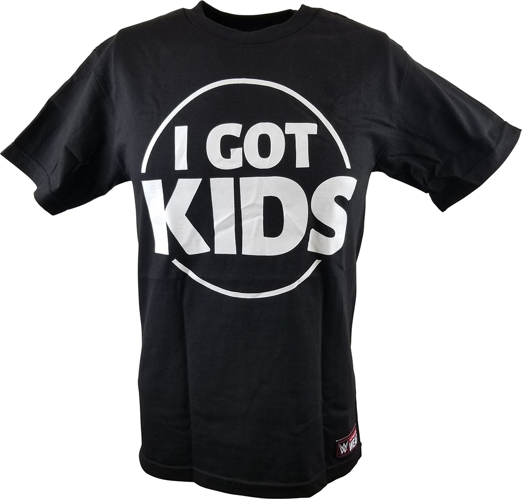 "Heath Slater ""I Got Kids"" Authentic T-Shirt"