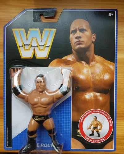 The Rock WWE RETRO SERIES 2