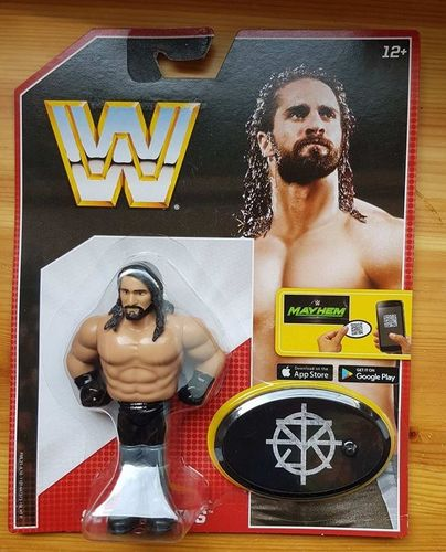 SETH ROLLINS WWE RETRO SERIES 3