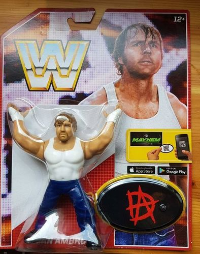 Dean Ambrose WWE RETRO SERIES 3