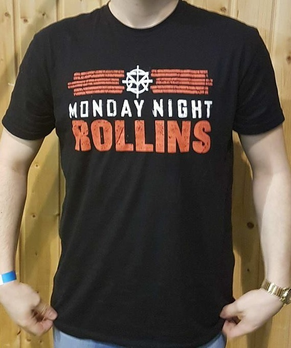"Seth Rollins ""Monday Night Rollins"" T-Shirt"