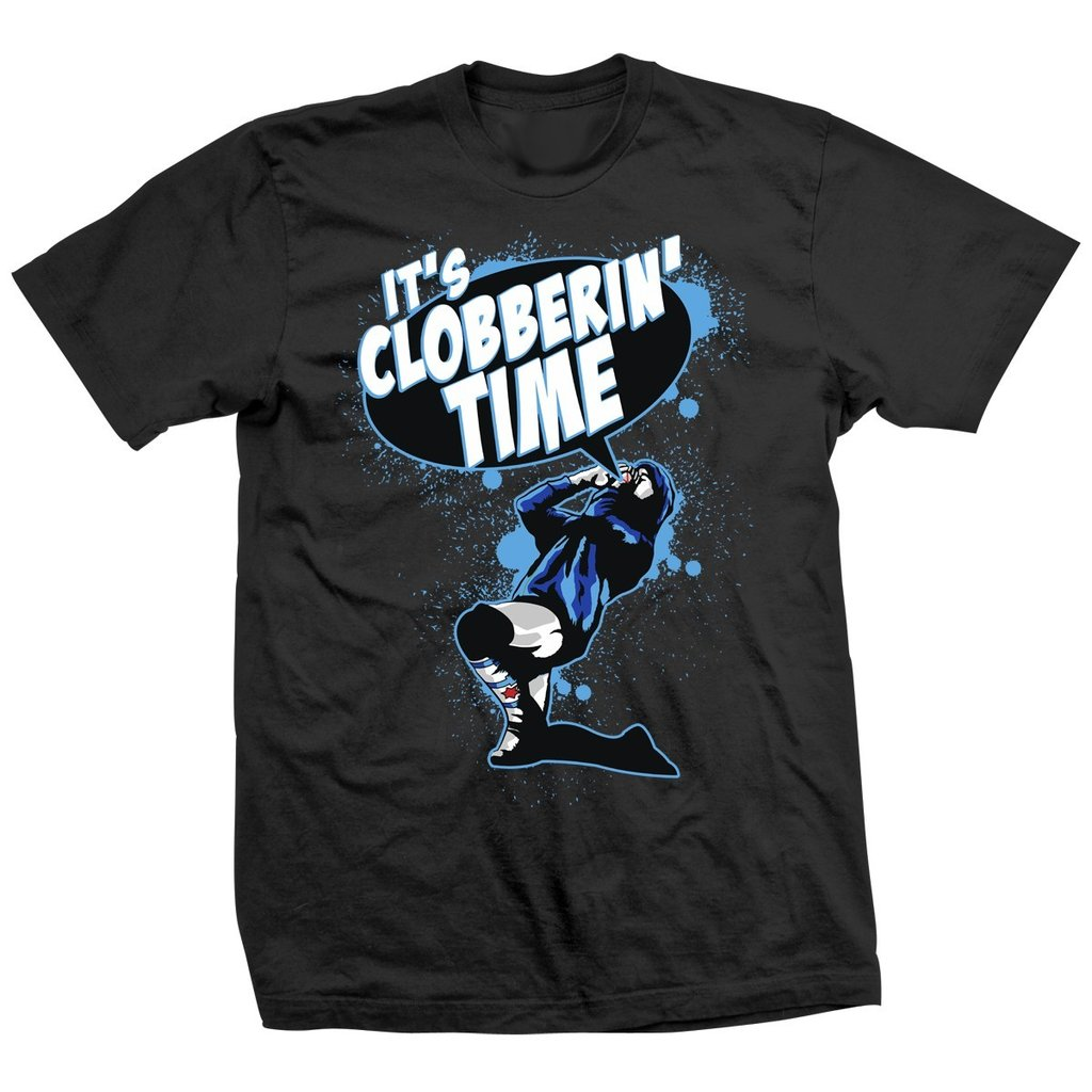 CM Punk Clobberin Time T-Shirt