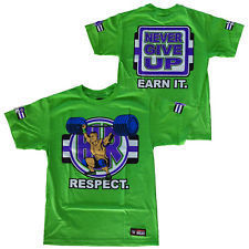 "John Cena ""Cenation Respect"" Kinder Authentic T-Shirt"