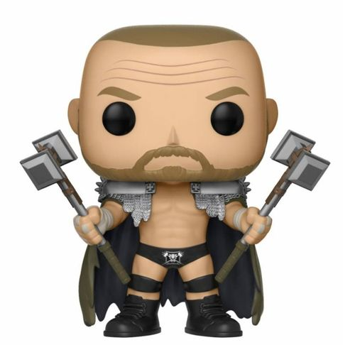 WWE POP! Vinyl Figuren Triple H Skull King Classic