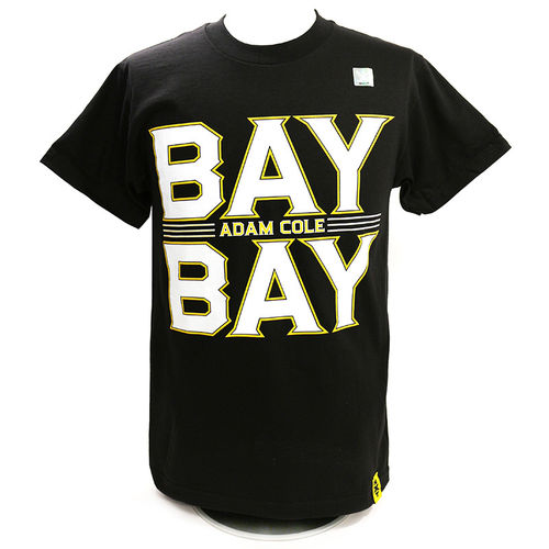 "Adam Cole ""Bay Bay"" Kinder Authentic T-Shirt"