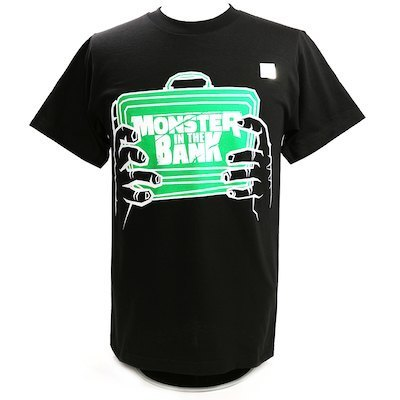 Braun Strowman Monster in The Bank T-Shirt