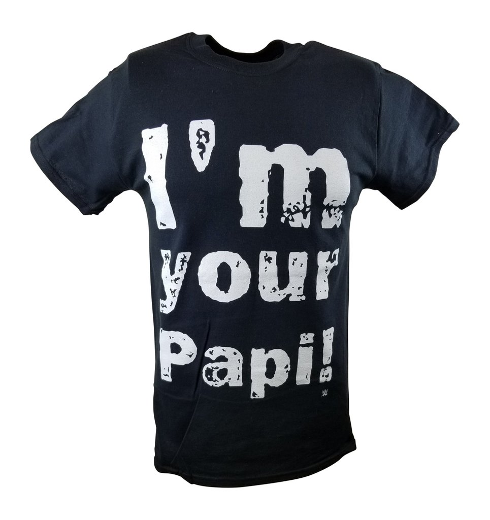 Eddie Guerrero I'M YOUR PAPI LATINO HEAT T-Shirt