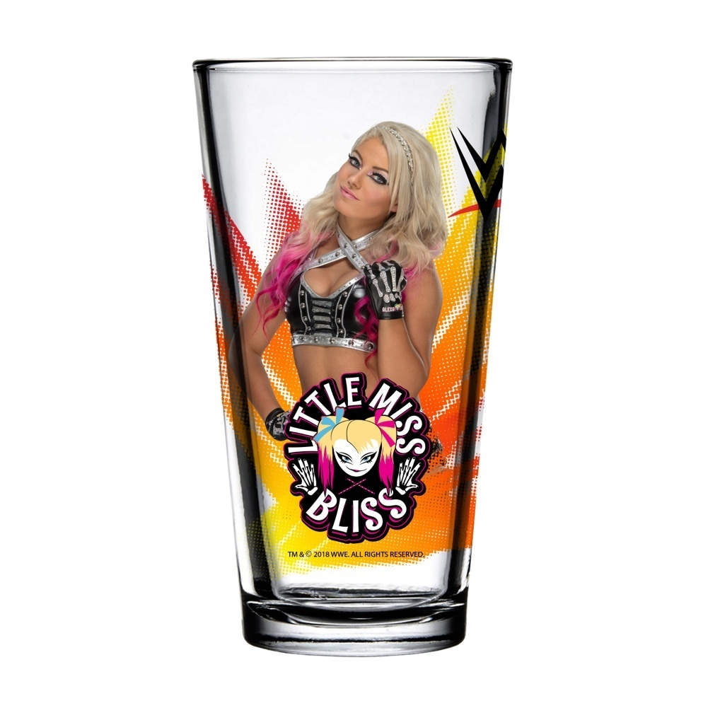 Alexa Bliss  Glas