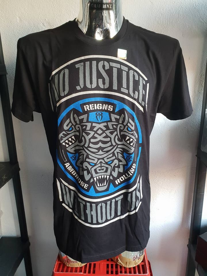 The Shield No Justice Without Us Special Edition T-Shirt