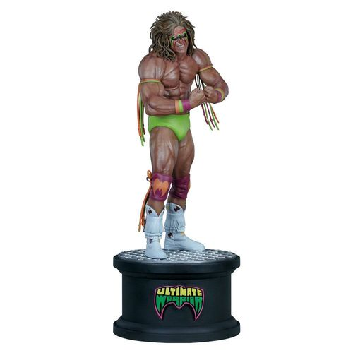 WWE Statue 1/4 Ultimate Warrior 63 cm
