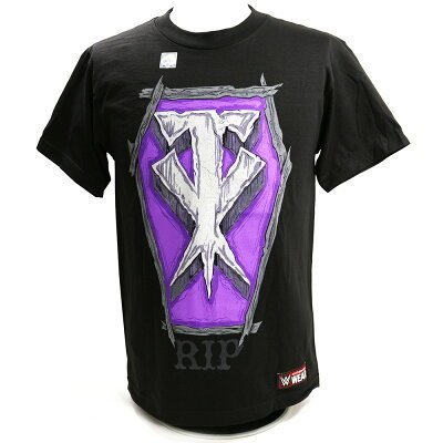 The Undertaker RIP Authentic T-Shirt