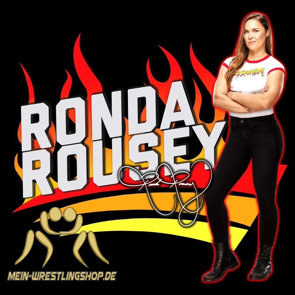 WWE RONDA ROUSEY COVER OFFICIAL VARSITY JACKET