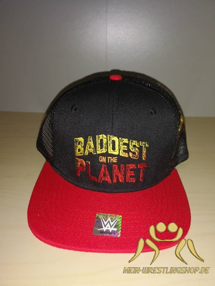 "Ronda Rousey ""Baddest on the Planet"" Snapback Hat"