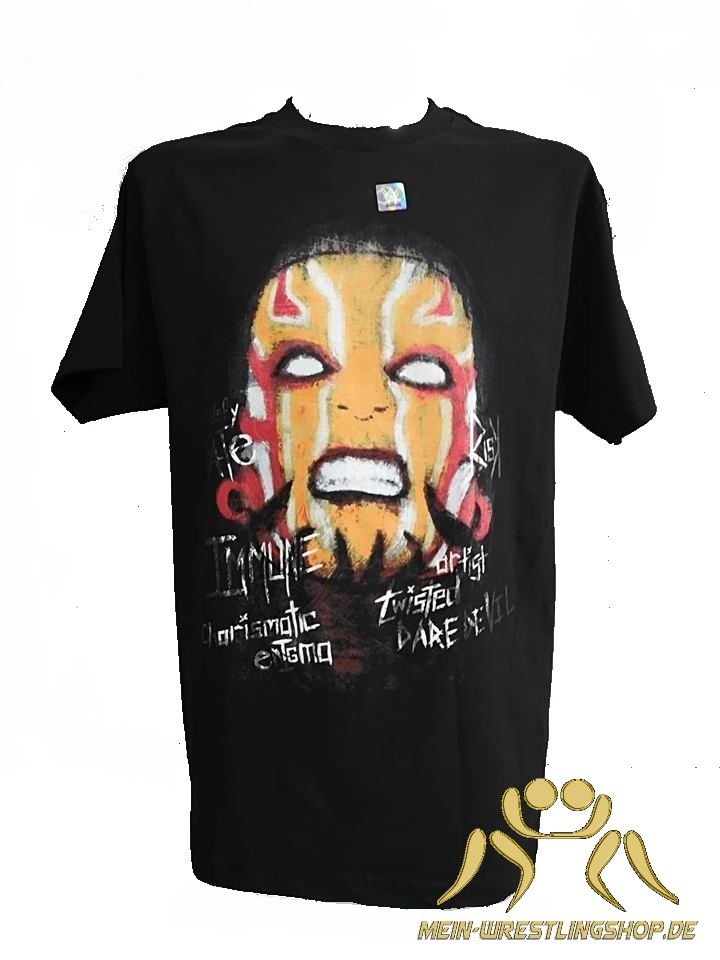"Jeff Hardy ""Obsolete"" Authentic T-Shirt"