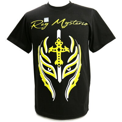 "Rey Mysterio ""Greatest Mask of All Time"" Authentic T-Shirt"