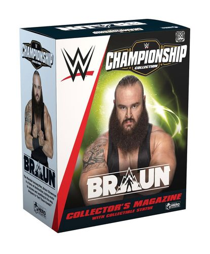 WWE Championship Collection 1/16 Braun Strowman