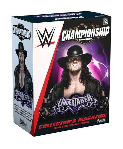 WWE Championship Collection 1/16 Undertaker