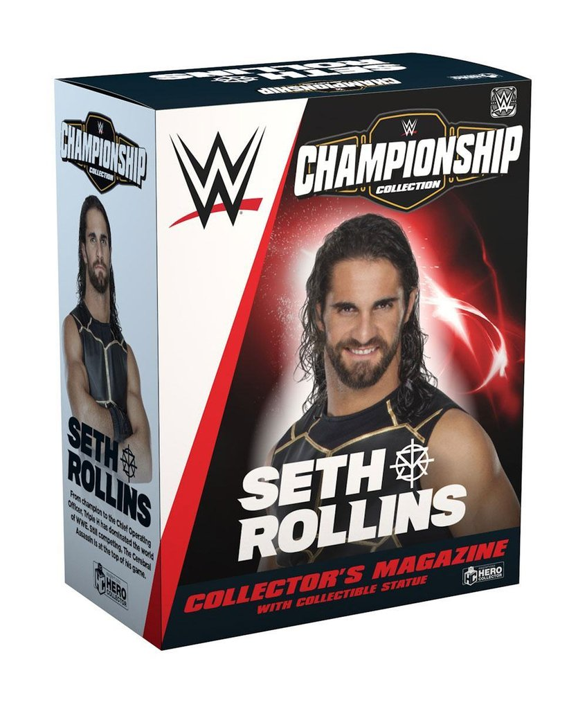 WWE Championship Collection 1/16 Seth Rollins