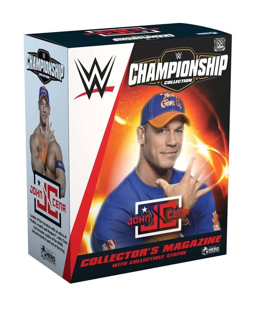 WWE Championship Collection 1/16 John Cena