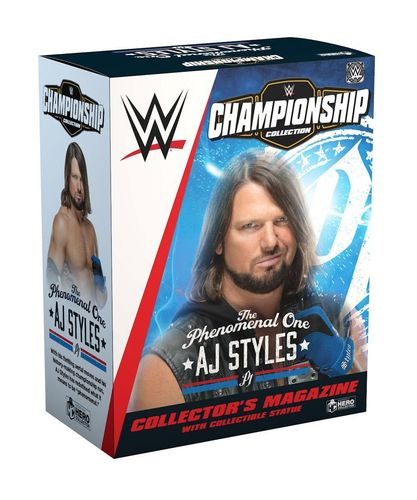 WWE Championship Collection 1/16 AJ Styles