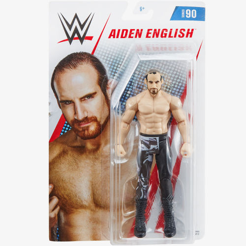 AIDEN ENGLISH WWE Mattel BASIC SERIE 90