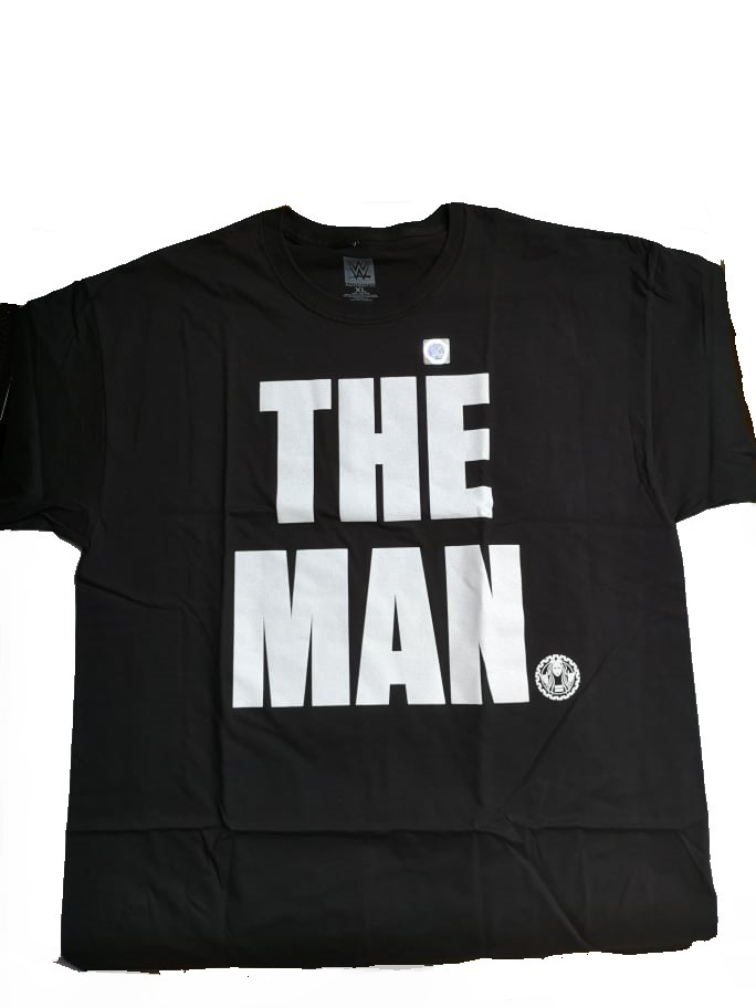 "Becky Lynch ""The Man"" Frauen T-Shirt"