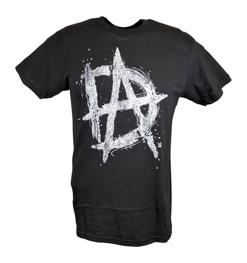 WWE DEAN AMBROSE BIG DA T-SHIRT