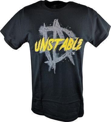 WWE DEAN AMBROSE UNSTABLE BIG DA T-Shirt
