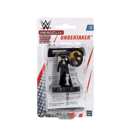 WWE HeroClix Expansion Pack: Undertaker