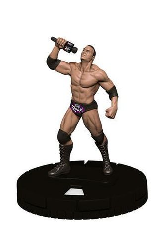 WWE HeroClix Expansion Pack: The Rock