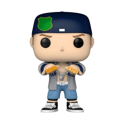 WWE POP! Vinyl Figur John Cena - Dr. of Thuganomics 9 cm