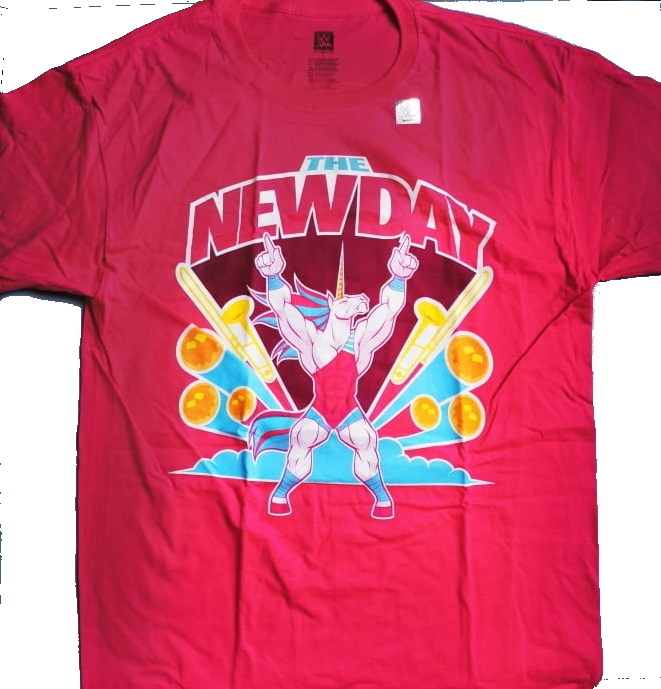 "The New Day ""Pancake Unicorn"" Kinder Authentic T-Shirt"