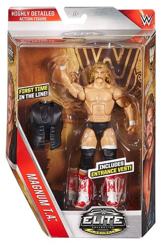 Magnum TA Figur - WWE Elite Legends