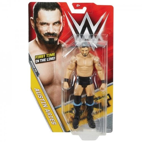 Austin Aries Figur - WWE Series 71