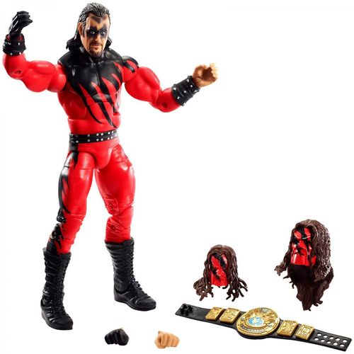 WWE Mattel Elite Ringside Exclusive Deadman's Revenge Undertaker as Kane
