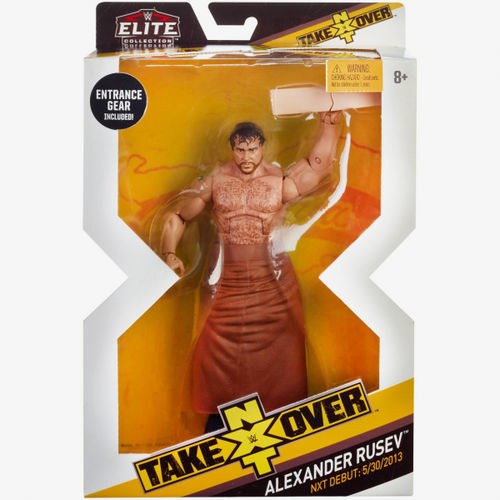 Rusev - NXT TakeOver Elite Exclusive