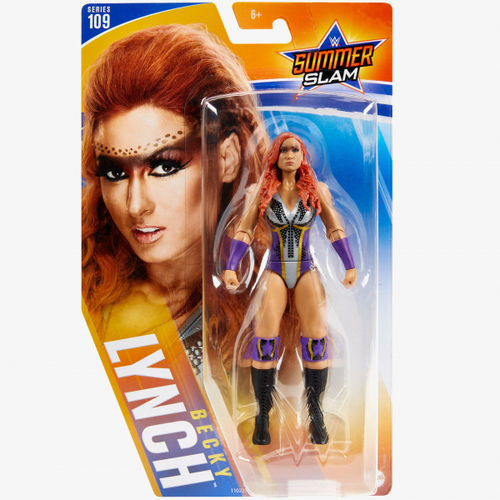 BECKY LYNCH - WWE BASIC SERIES 109