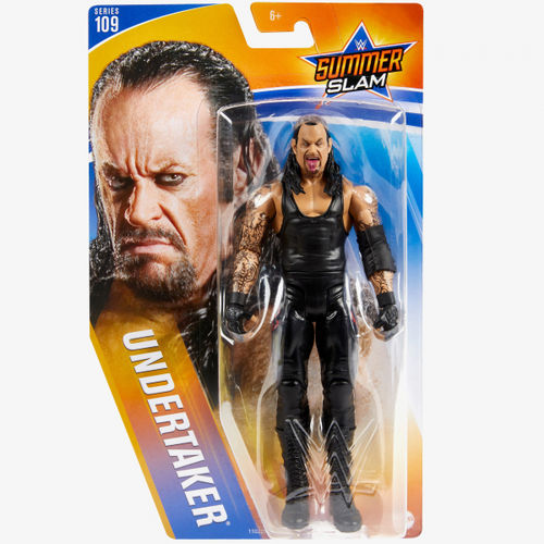 THE UNDERTAKER - WWE BASIC SERIES 109