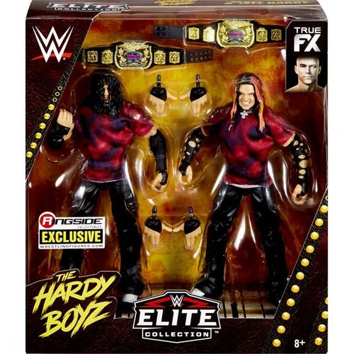Brood Hardy Boyz - WWE Elite 2-Pack Ringside Exclusive