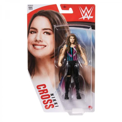 Nikki Cross WWE Mattel BASIC SERIE 111