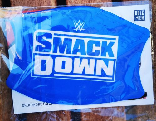WWE SmackDown Face Mask