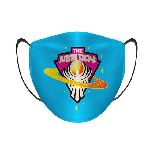 WWE The New Day Face Mask